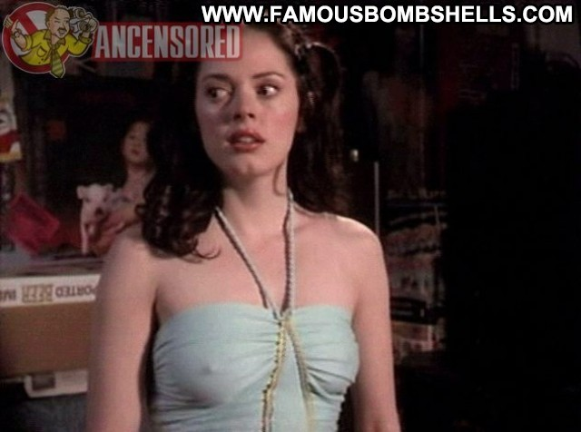 Rose Mcgowan Charmed Celebrity Pretty Medium Tits Bombshell Gorgeous