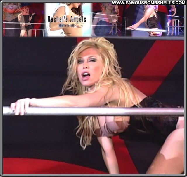 Sheila Levell Rachel S Angels Celebrity Cute Bombshell Blonde