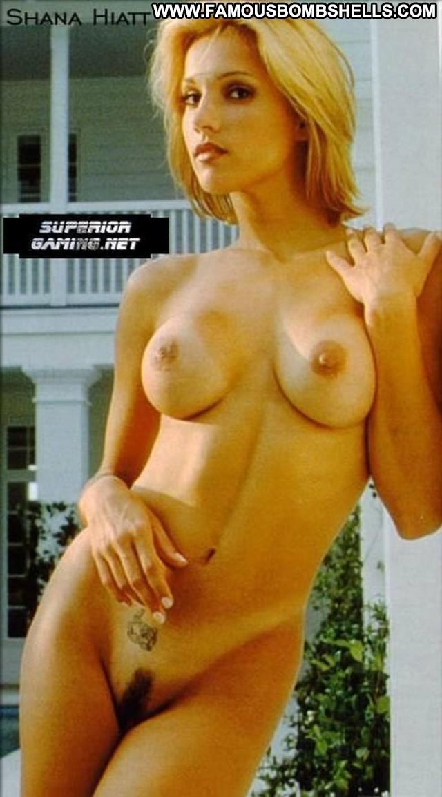 Shana Hiatt Miscellaneous Medium Tits Posing Hot Blonde Beautiful