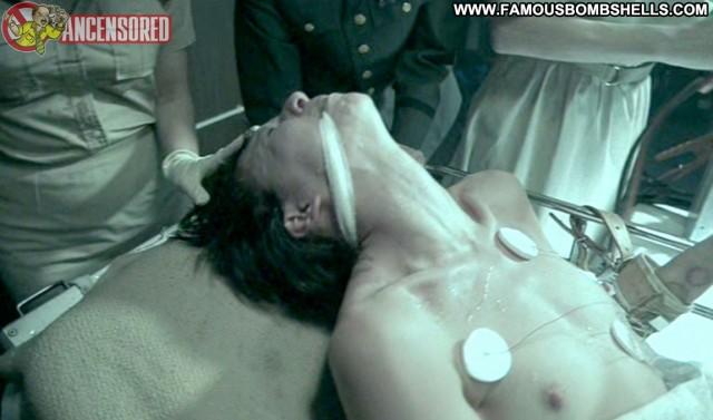 Megan Lee Ethridge Alien Abduction Pretty Bombshell Brunette Small
