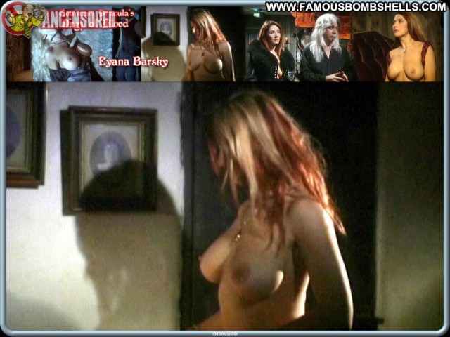 Eyana Barsky Countess Dracula S Orgy Of Blood Pretty Beautiful