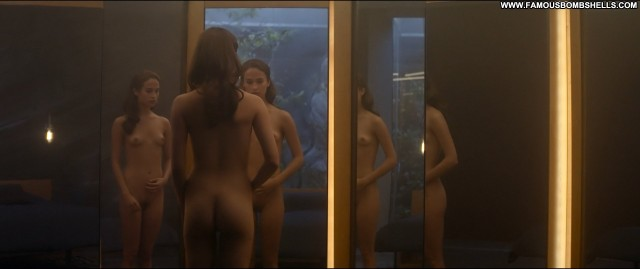 Alicia Vikander Ex Machina Celebrity Sexy Skinny International Pretty