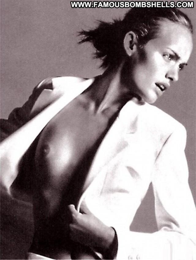 Amber Valletta Miscellaneous Cute Posing Hot Medium Tits Blonde