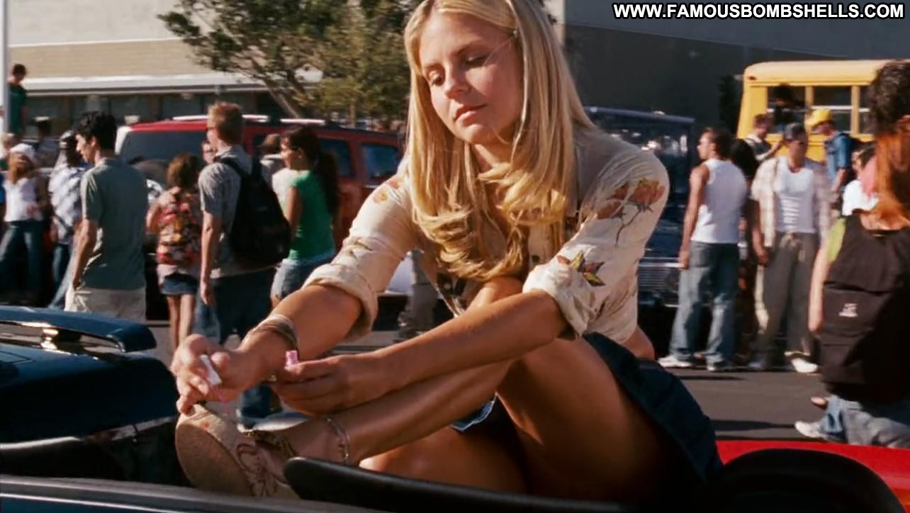 Blonde from tokyo drift naked — photo 9
