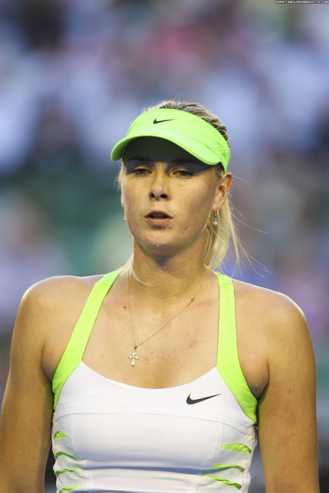Maria Sharapova Australia Gorgeous Tennis Celebrity Cute Nice Hot
