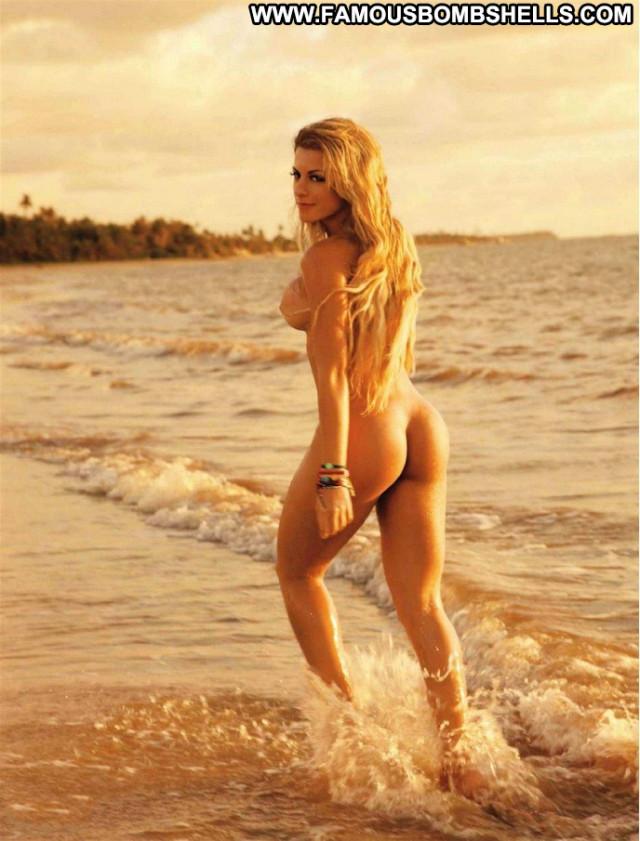 Babi Rossi Playboy Brasil Nice Big Tits Blonde Pretty Sexy Celebrity