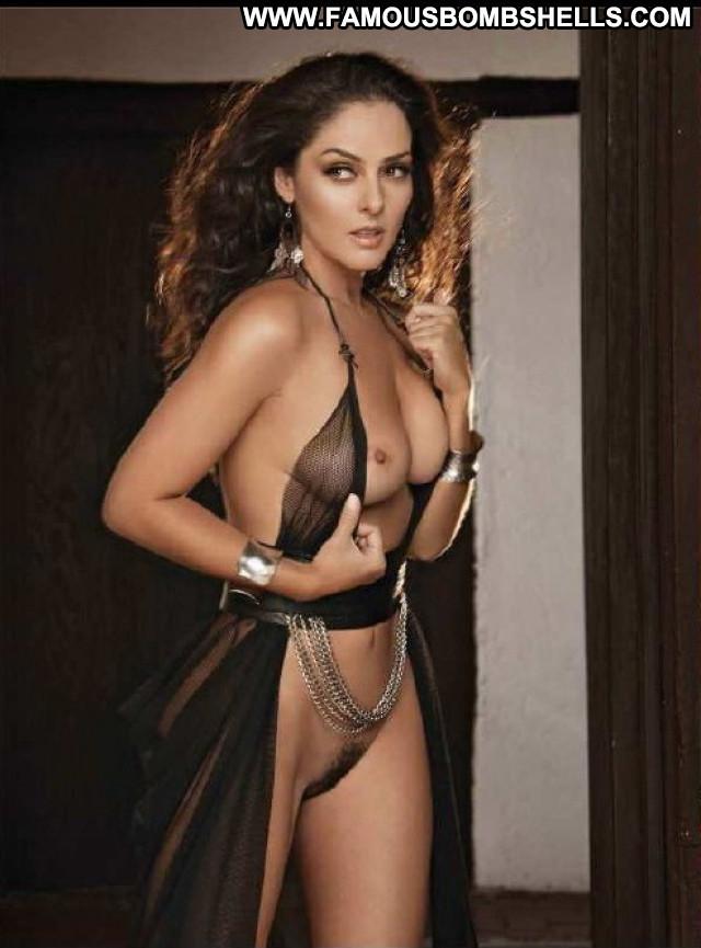 Andrea Garcia Playboy Magazine Stunning Brunette Celebrity Hot Latina