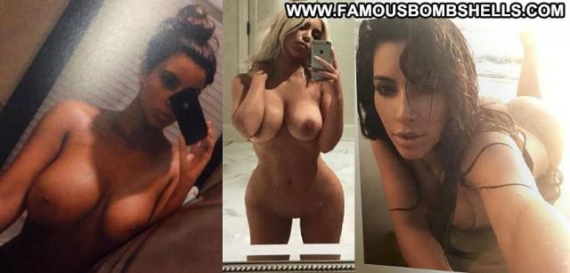 Kim Kardashian No Source  Babe Celebrity Sexy Posing Hot Beautiful