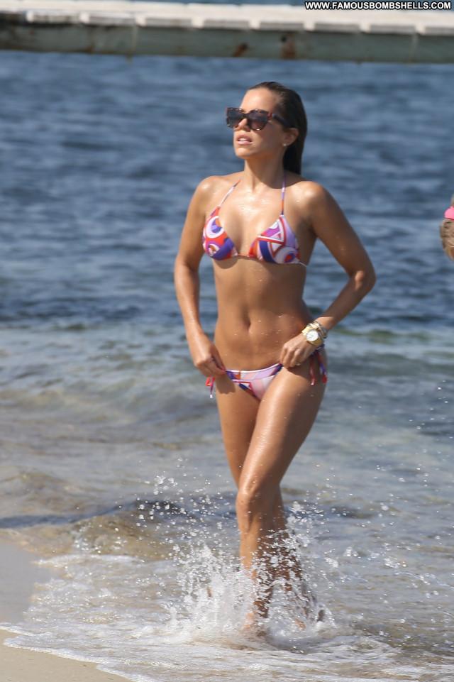Sylvie Meis No Source Posing Hot Candids Beautiful Babe Bikini