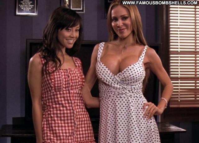 Christine Nguyen No Source  Babe Celebrity Topless Beautiful Posing