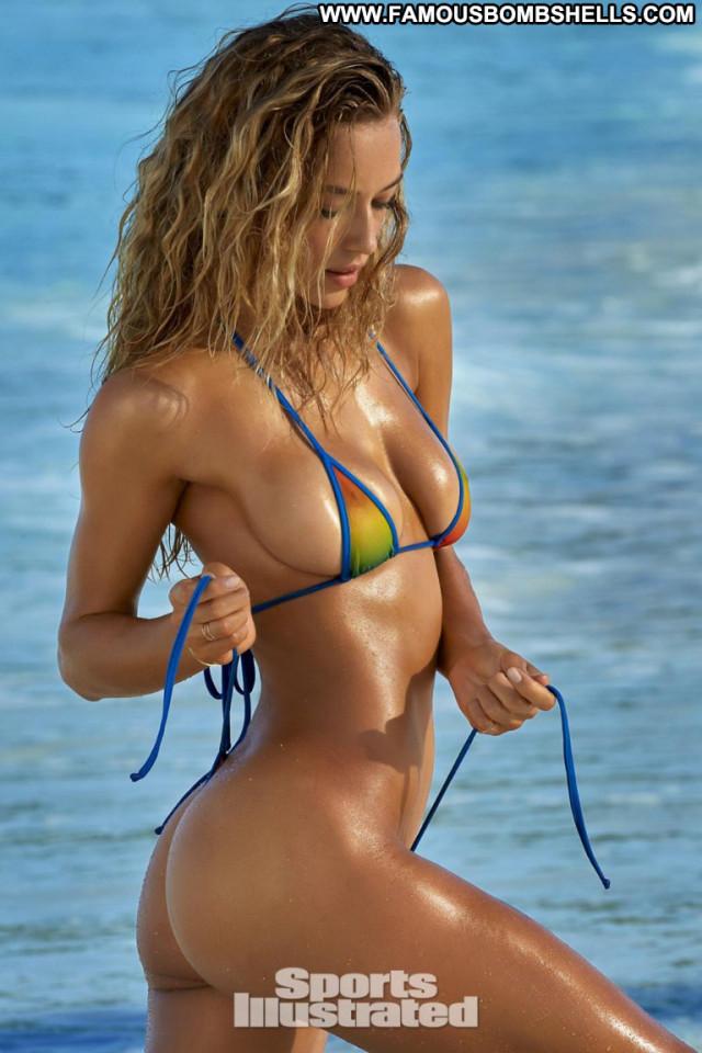 Hannah Ferguson Sports Illustrated Swimsuit Swimsuit Posing Hot Babe