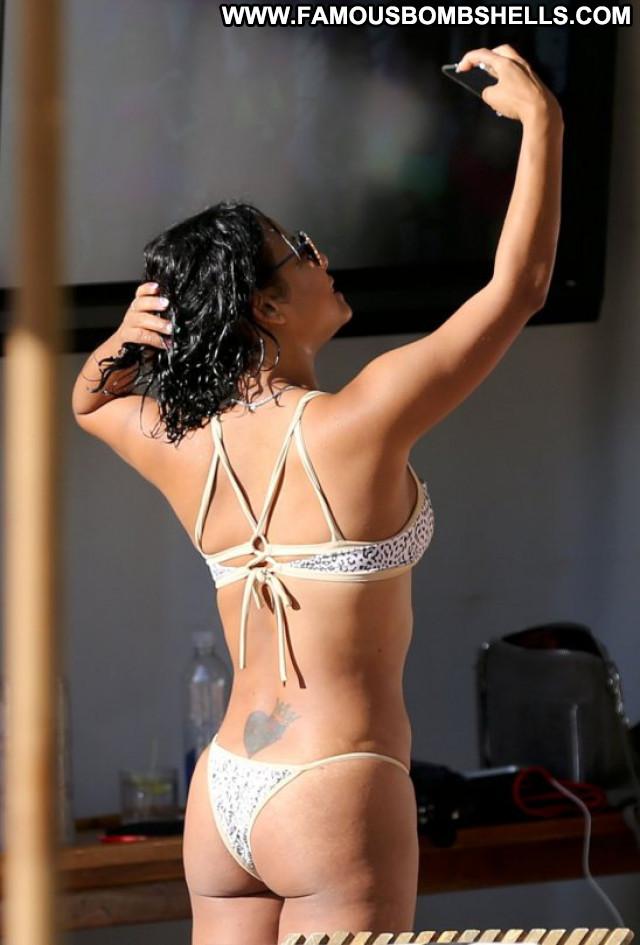 Christina Milian No Source  Beautiful Celebrity Posing Hot Candids