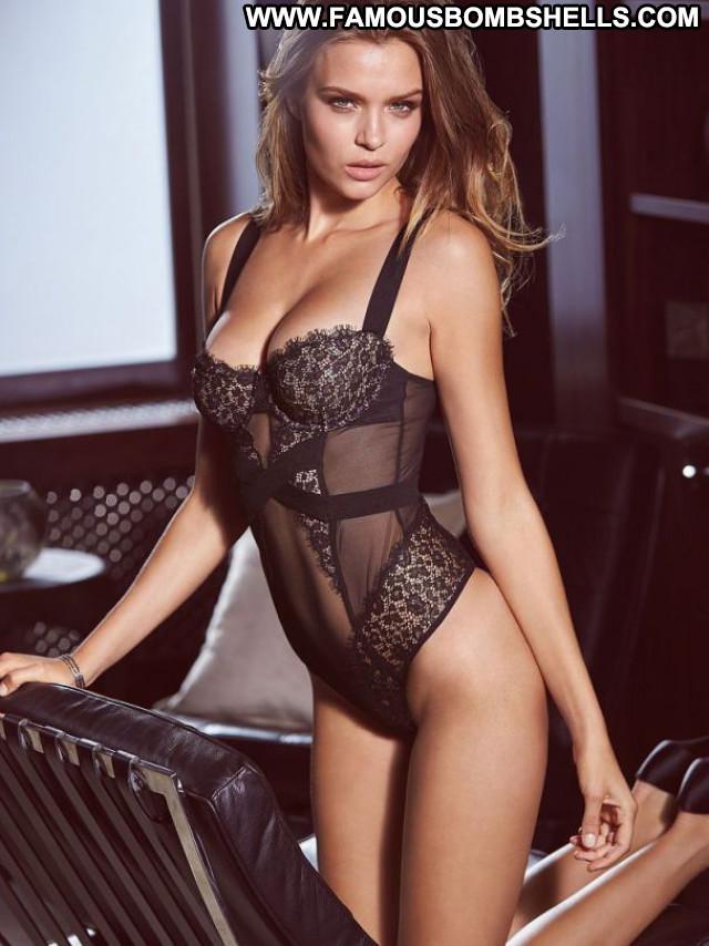 Josephine Skriver No Source Beautiful Posing Hot Celebrity Lingerie