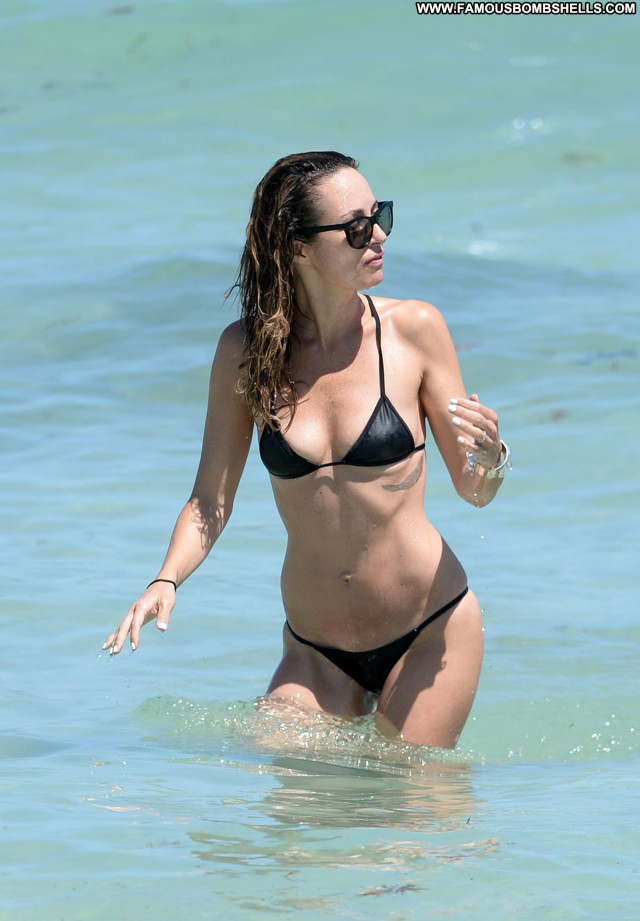 Catt Sadler The Beach Beach Beautiful Black Celebrity Posing Hot