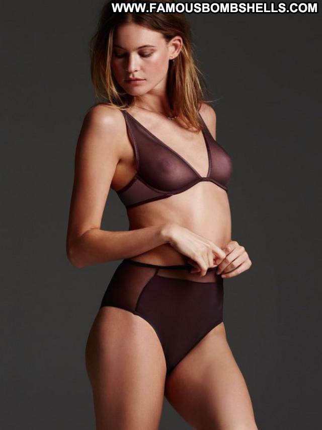Behati Prinsloo No Source Babe Celebrity Beautiful Bikini Lingerie