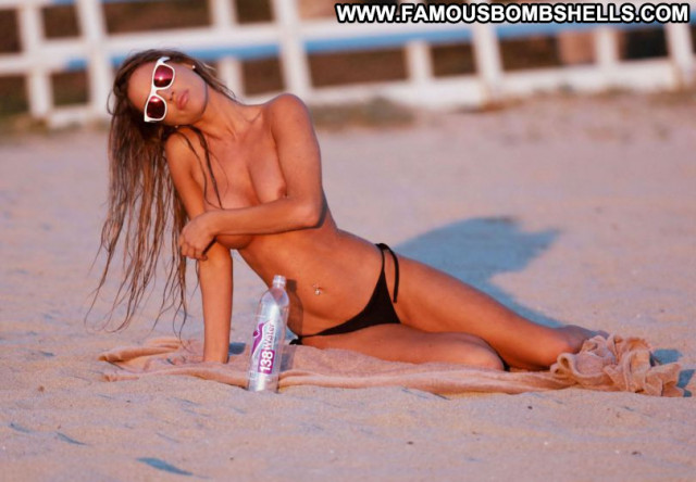 Charlie Riina Topless Photoshoot Posing Hot Celebrity Photoshoot