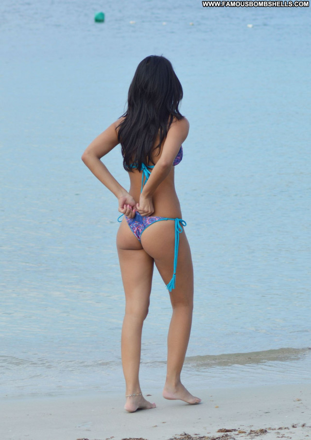 Jasmin Walia The Beach Celebrity Beach Babe Posing Hot Beautiful