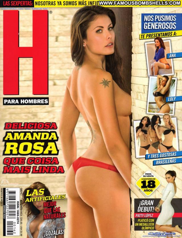 Amanda Rosa Da Silva No Source Celebrity Posing Hot Beautiful
