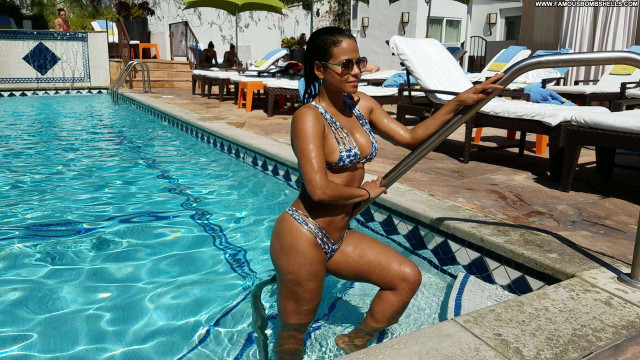 Christina Milian No Source Celebrity American Singer Actress Posing