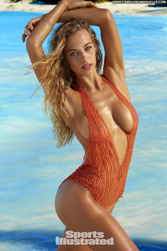 Hannah Ferguson Sports Illustrated Swimsuit Swimsuit American Babe