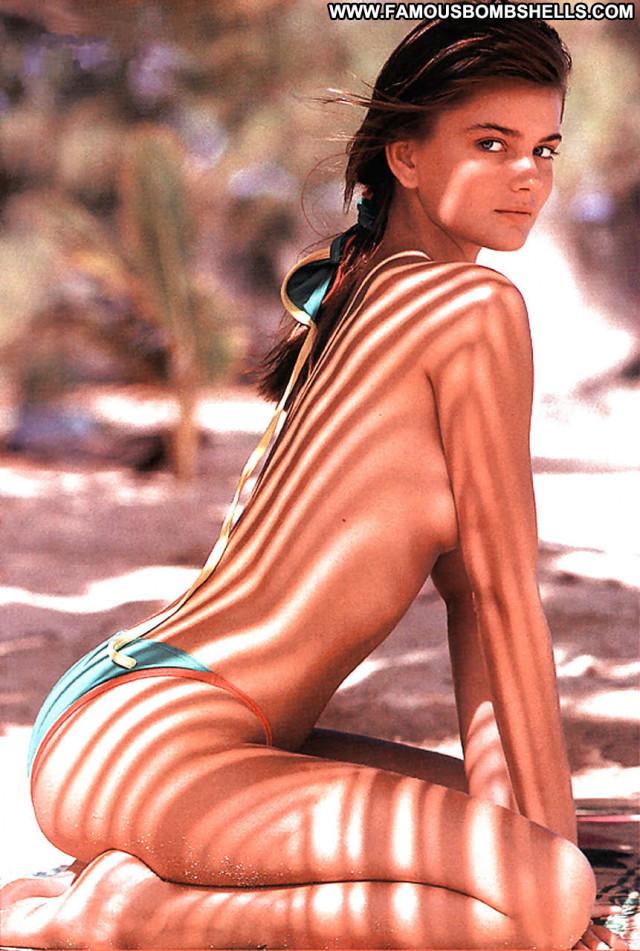 Paulina Porizkova Sports Illustrated Swimsuit Celebrity Model Europe