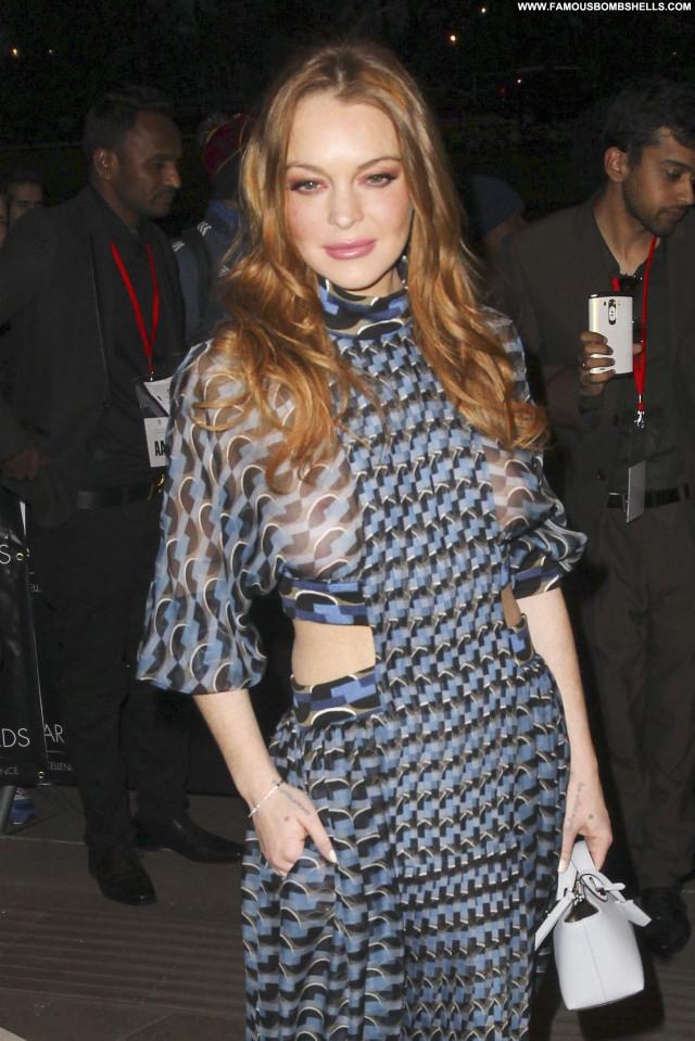 Lindsay Lohan No Source Celebrity American Sexy Asian Posing Hot
