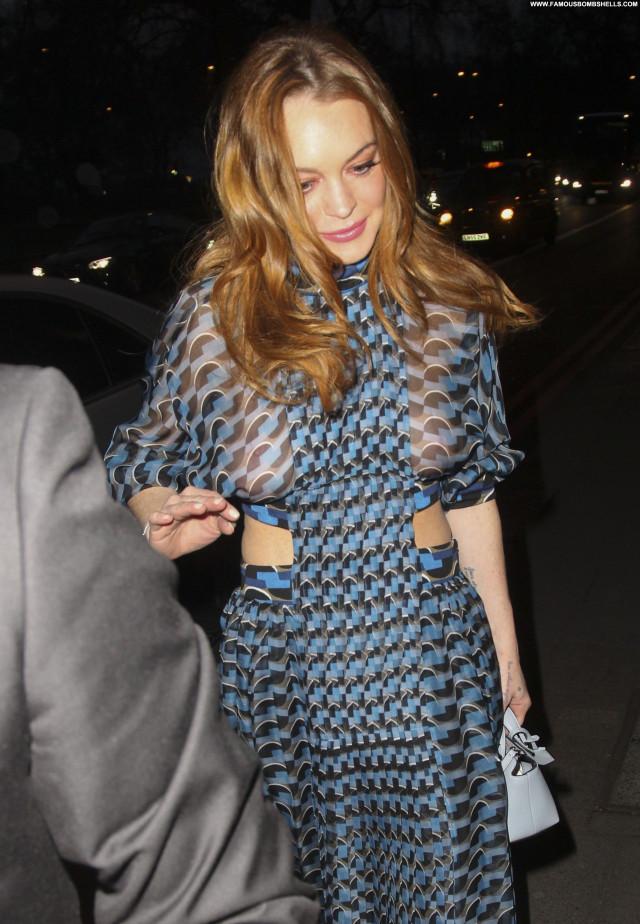 Lindsay Lohan No Source Asian Posing Hot Sexy Beautiful Awards See