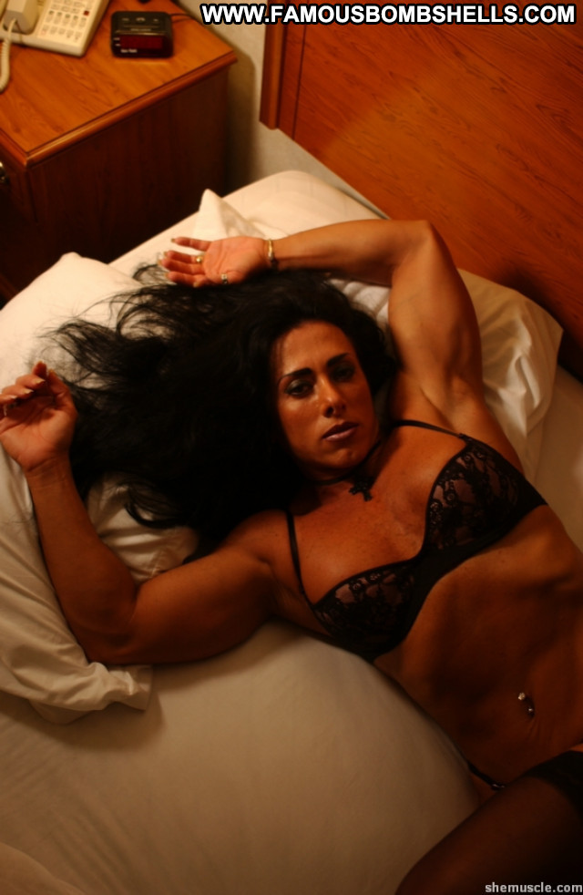 Monica Martin Posing Hot Beautiful Babe Celebrity