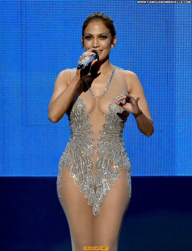 Jennifer Lopez American Music Awards Babe Pussy Celebrity American