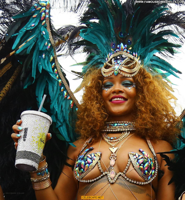 Rihanna No Source Celebrity Bar Babe Sexy Barbados Sex Posing Hot