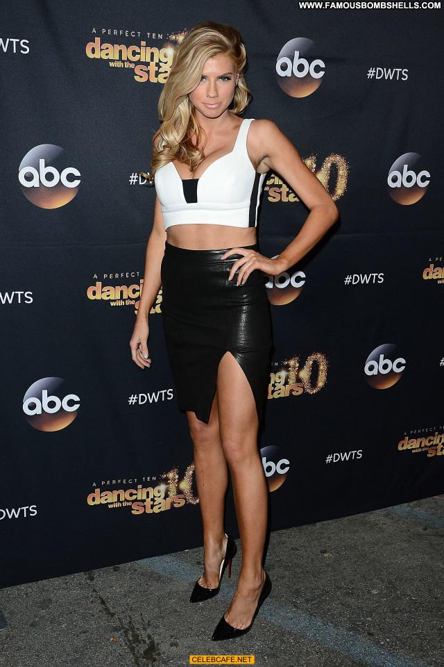 Charlotte Mckinney Dancing With The Stars Babe Dancing Beautiful Legs