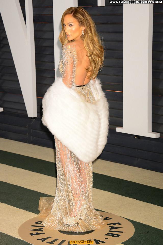 Jennifer Lopez Vanity Fair Sex Cleavage Sexy Party Celebrity