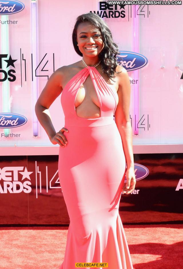 Tatyana Ali No Source  Posing Hot Awards Babe Cleavage Celebrity Nice