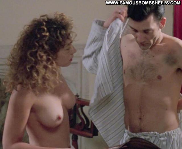 Alex Kingston Full Frontal Bush Doctor Full Frontal Breasts Tits Nice