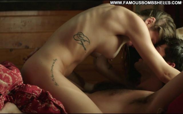 Nadine Crocker Cabin Fever Nude Tattoos Nipples Babe Celebrity Sex