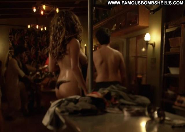 Anastacia Mcpherson House Of Lies Posing Hot Beautiful Topless Indian