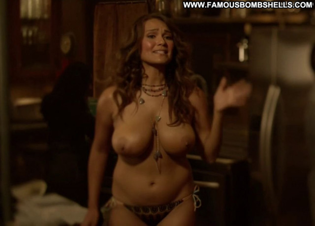 Anastacia Mcpherson House Of Lies Orgasm Big Tits Bra Toples Tits