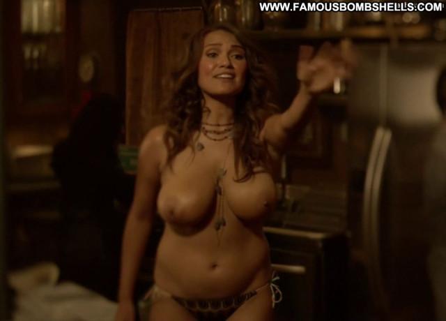 Anastacia Mcpherson House Of Lies Breasts Big Tits Celebrity Posing