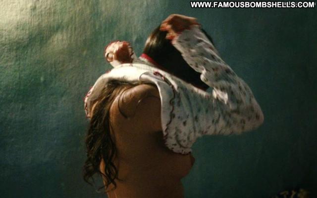 Hafsia Herzi Exit Marrakech Beautiful Babe Celebrity Topless Toples