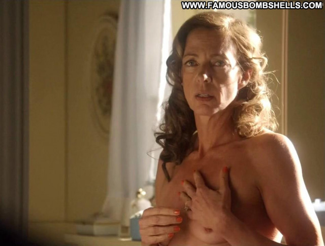 Allison Janney Masters Of Sex Toples Celebrity Breasts Sex Beautiful