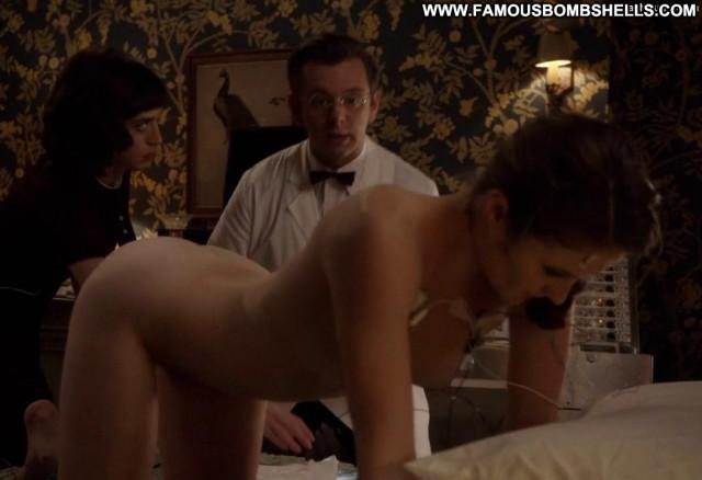 Simone Carter Masters Of Sex Spa Car Celebrity Nude Beautiful