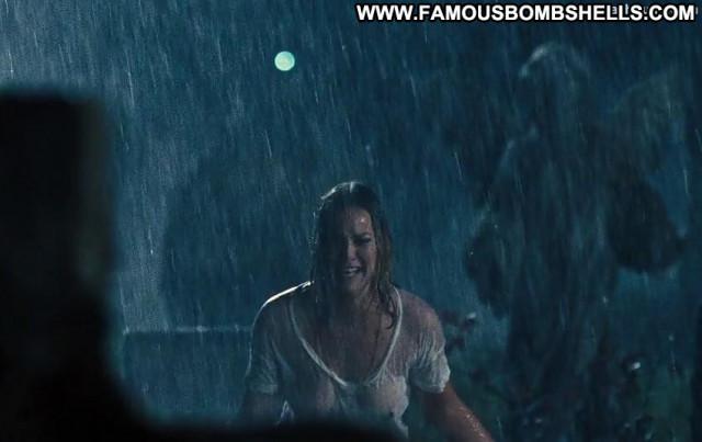 Christine Marzano Seven Psychopaths See Through Babe Movie Braless