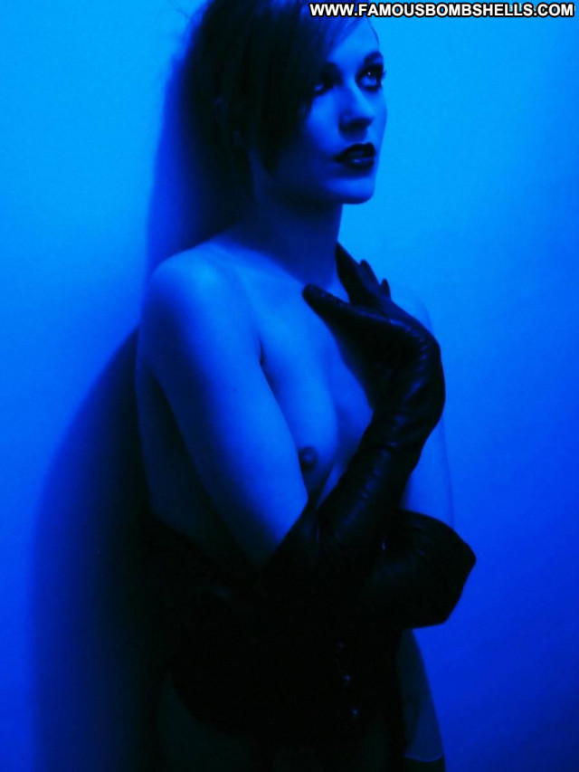 Evan Rachel Wood Marilyn Manson Topless Toples Rocker Beautiful