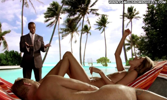 Dawn Olivieri House Of Lies Celebrity Outdoors Toples Topless Breasts