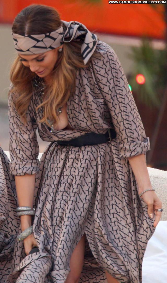 Jennifer Lopez The Dress Posing Hot Braless Bra Nipples Latina Wet