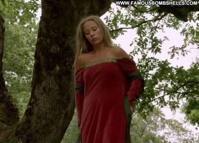 Mieke Dockley King Arthur Beautiful Nude Posing Hot Blonde Celebrity