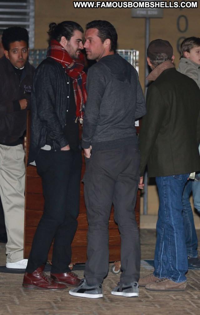Courteney Cox No Source Celebrity Babe Jeans Mali Posing Hot Malibu