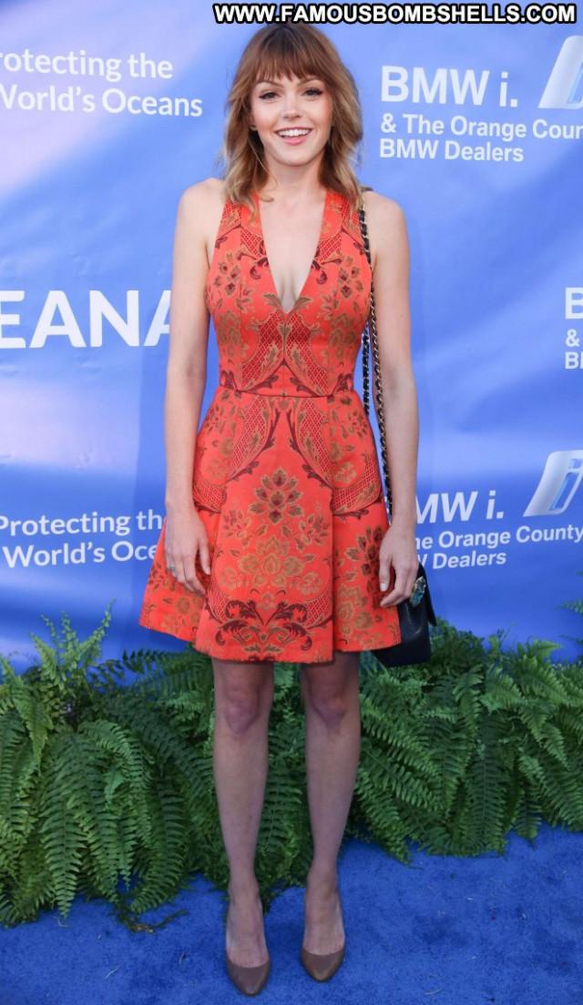 Aimee Teegarden No Source Celebrity Babe Beautiful Paparazzi Ocean