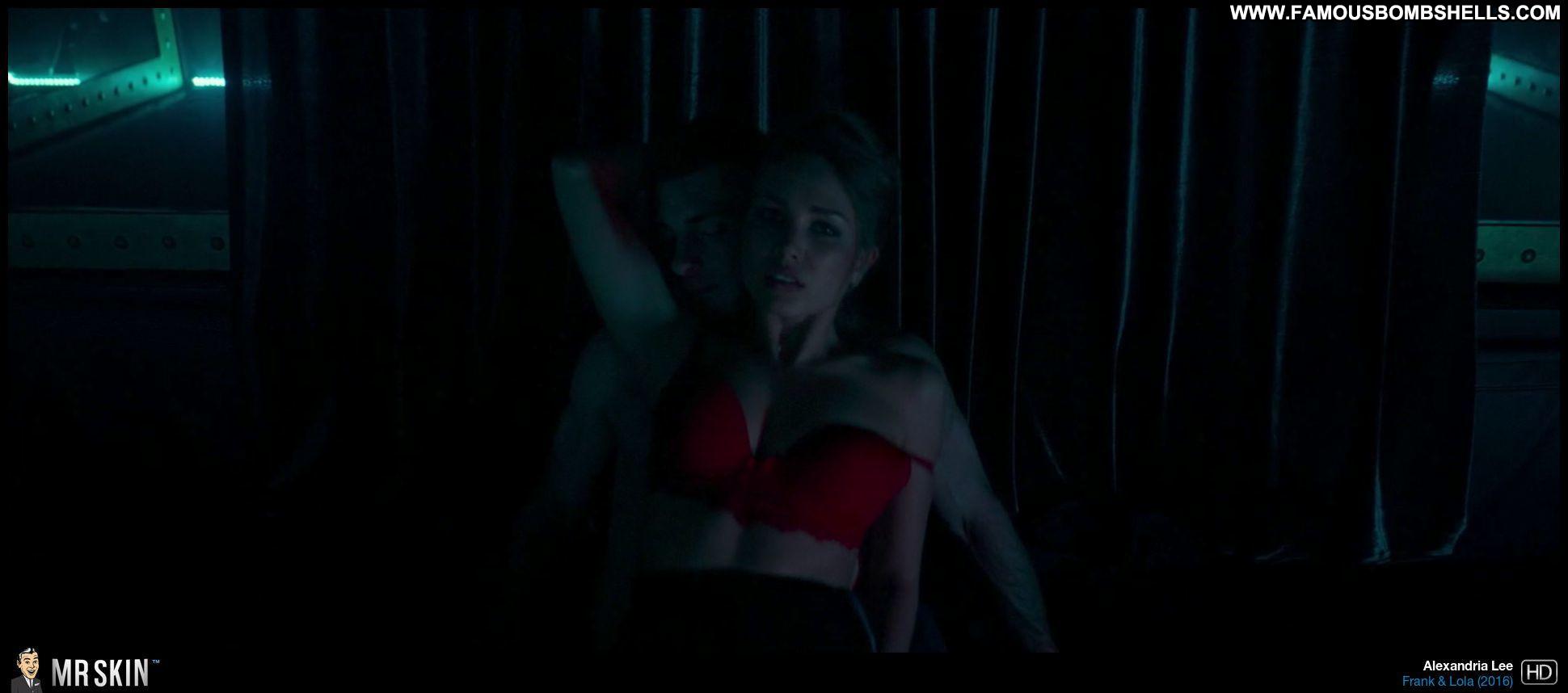 Alexandria Lee Franklola Celebrity Blonde Medium Tits Nice Gorgeous Sensual Posing Hot
