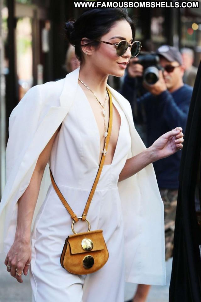 Vanessa Hudgens Beautiful Apartment Posing Hot Celebrity Paparazzi